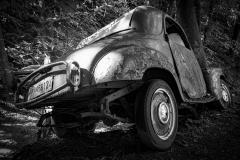 Auto Skulpturen Park (c) Hans Peter Eckstein
