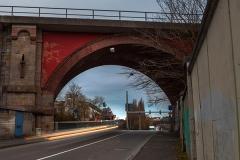 Eisenbahnbrücke Rauental