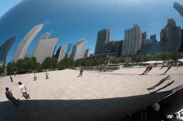 Chicago mal anders
