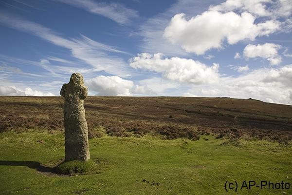 Weite, Dartmoor Nationalpark