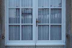 Sanssouci - geschlossen