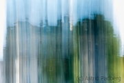 Spiegelung (gewischt, mehrfach) (c) Astrid Padberg