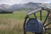 Weg nach Arthurs Pass