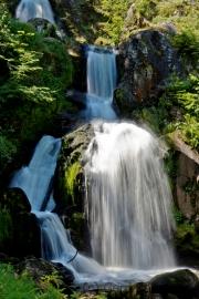 Wasserfall (c) Gerd Baumann